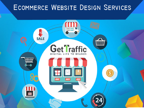 e-commerce website designe
