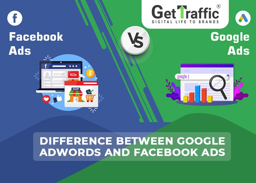 Difference Between Google Adwords and Facebook Ads