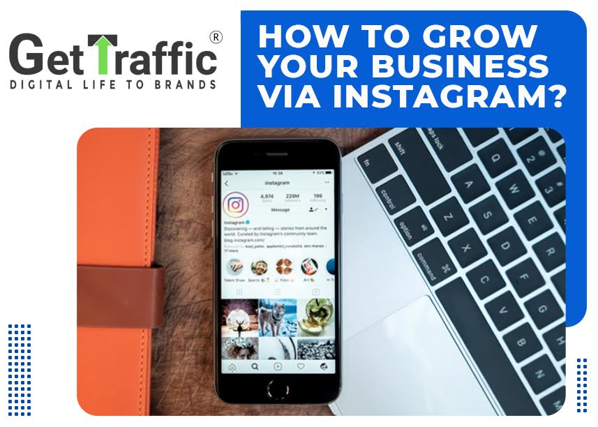 How to grow your business via instagram